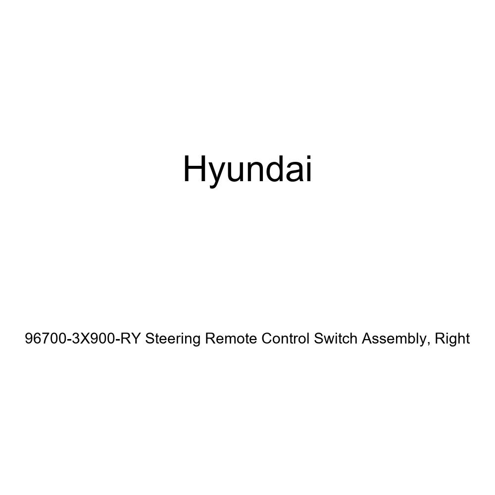 Genuine Hyundai 96700-3X900-RY Steering Remote Control Switch Assembly Right