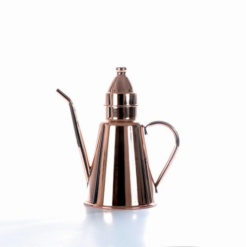 Copper oil cruet cl. 75 by Agnelli Baldassarre