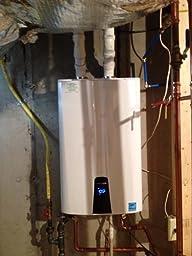 Navien NPE-240-A Tankless Gas Water Heater - - Amazon.com