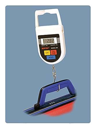 Balanza gancho colgante pesador 393-50- Capacidad 50kg- 50g