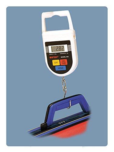 Bilancia Ciondolo 393–50S capacità 50kg- 50g BONSON 393-50
