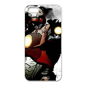 DAZHAHUI Iron Man Phone Case for Iphone 5s wangjiang maoyi