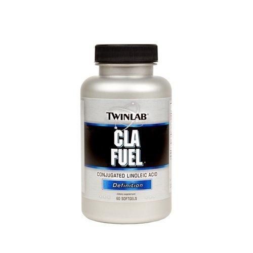 Twinlab Cla Fuel - Stimulant Free - 60 Softgels