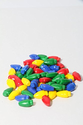 Wilton Jumbo Lightbulbs Sprinkles 2.6oz Pkg
