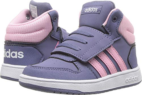 adidas Baby Hoops 2.0, raw Indigo/True Pink/White, for sale  Delivered anywhere in USA