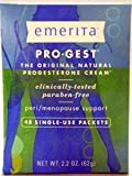 Cheap Emerita Progest Paraben Free Sngl