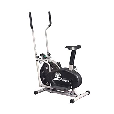 Palm Springs 2 in 1 Elliptical Cross Trainer & Exercise Bike by Palm Springs