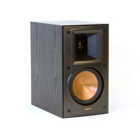 Klipsch RB-51 II (Pr) 2-Way Bookshelf Speakers,Black,Dimensions: 11.4