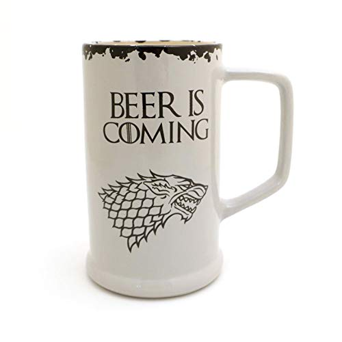 - Game of Thrones - Beer is Coming Stein