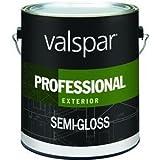 Valspar Professional Semi-Gloss Exterior Latex Paint