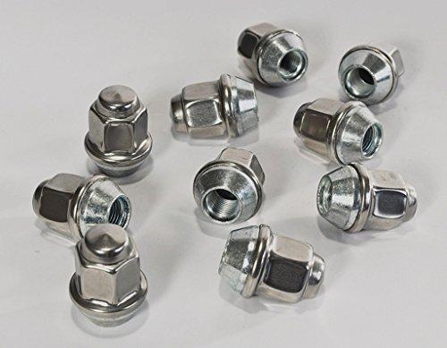 eCustomRim 10 pack Lug Nuts 1/2