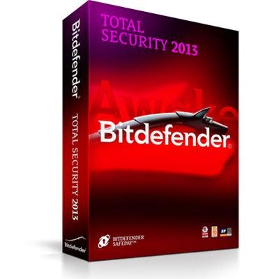 BitDefender、合計セキュリティ2013 3個入り1yr ( Catalog Category :ソフトウェア/アンチウイルス) B009W692MK