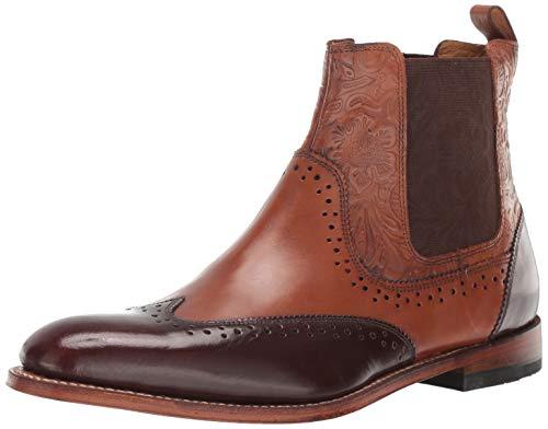 STACY ADAMS Men's M2 Wingtip Chelsea Boot