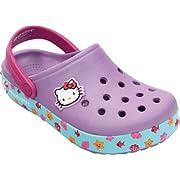 crocs 14022 CB Hello Kitty Clog (Toddler/Little Kid)