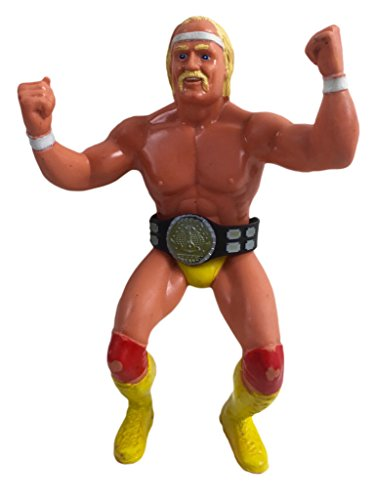 Wrestling Superstars WWF Hulk Hogan 8 Inch Figure 1985 LJN
