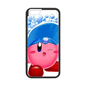 iPhone 6 Plus 5.5 Inch Cell Phone Case Black Kirby J8R1GQ