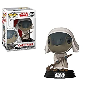 Funko – Figurine Star Wars Les Derniers Jedi – Caretaker Pop 10cm – 0889698317924