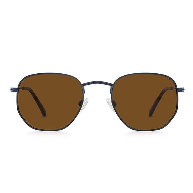 Amazon.com: OQ CLUB - Gafas de sol pequeñas y cuadradas ...