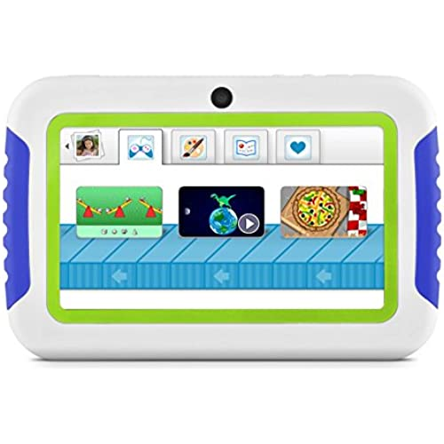 Ematic FTABMB2 4.3-Inch 4GB Fun Tab Mini Touch Screen Kids Tablet (Blue/Green) Coupons