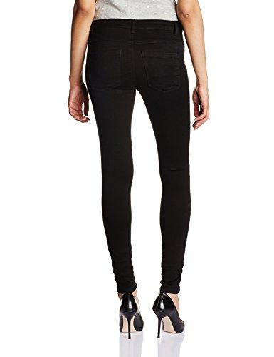 Noos Reg Femme Zip Only DNM Noir Onlroyal Skinny Jeans 7Tx4wBRq