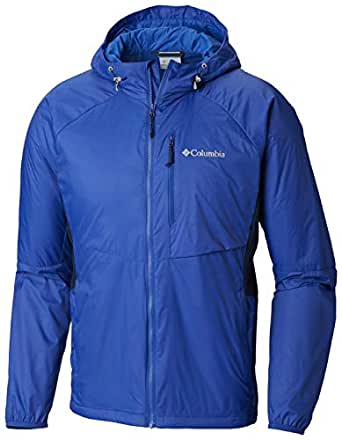 Columbia Men's Red Bluff Jacket, Small, Azul