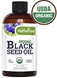 Best Black Seed Oils - Naturise USDA Organic Black Seed Oil - Cold Review