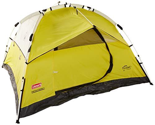 Barraca Instant Dome 4 pessoas, Coleman, Amarelo