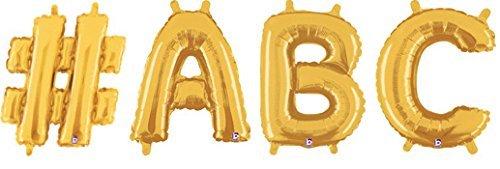 Custom Balloon Banner - Make your own letter banner -