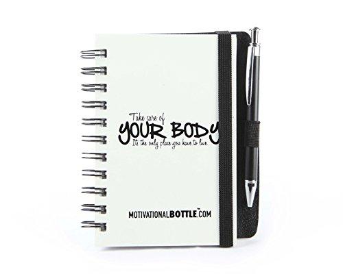 Motivational Diet & Fitness Journal