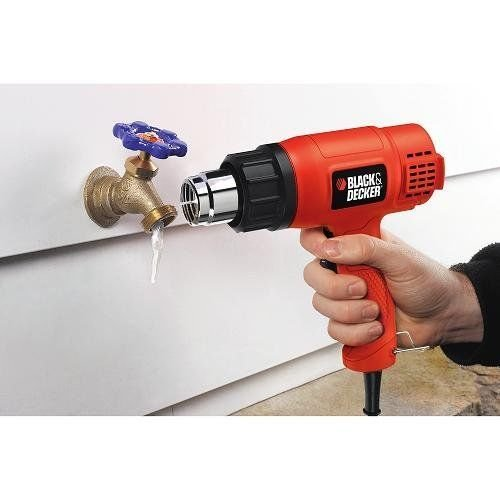 Black & Decker 1750 watts Heat Gun 220 VOLTS NOT FOR USA by BLACK+DECKER (Image #4)