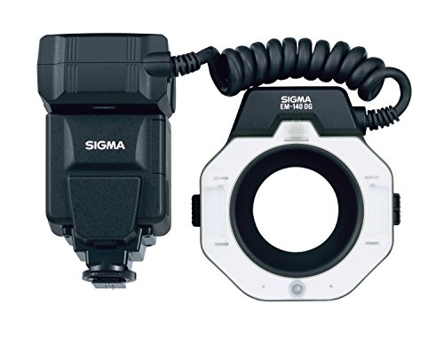 Sigma EM-140 DG Macro Ring Flash for Nikon SLR Cameras by Sigma