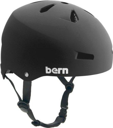 Bern Macon Matte Black Xlarge Helmet Skate (Macon Skate Helmet)