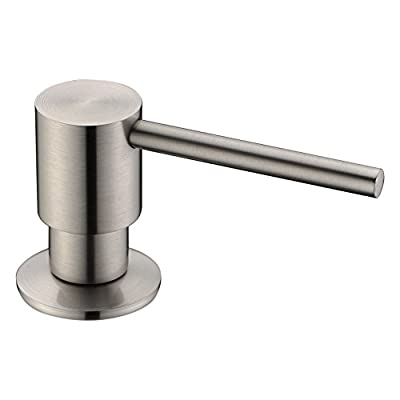 GICASA Kitchen Faucet with Soap Dispenser F049