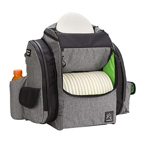 Prodigy Disc BP-1 V2 Backpack Disc Golf Bag - Gray by Prodigy Disc