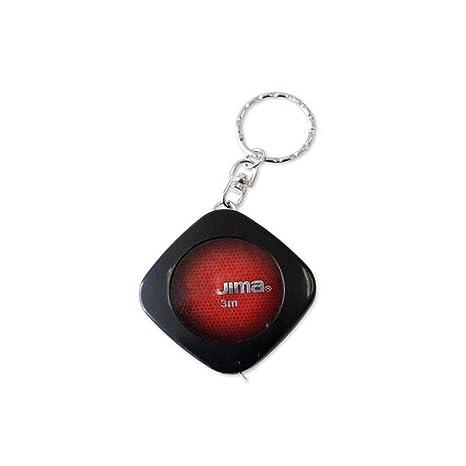 YXHUI Llavero Mini Cinta Métrica de Acero 3 M Regalo Pequeña ...