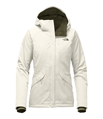 The North Face Women's Inlux Insulated Jacket - Vintage White - XS (Past Season) ()