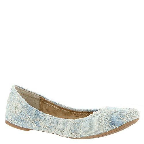 Donne Fortunate Emmie Balletto Blu Piatta
