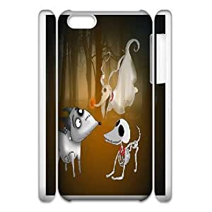 iphone6 4.7 3D Cell Phone Case White Frankenweenie RJ2DS6509636
