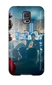 Hazel J. Ashcraft's Shop Tpu Protector Snap Case Cover For Galaxy S5