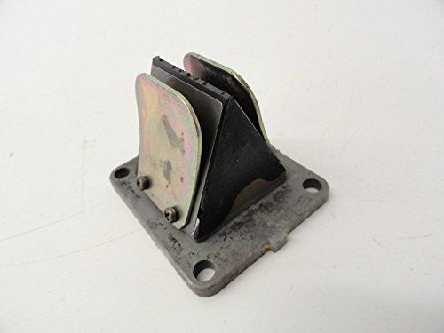 84 Yamaha YT 125 Tri Moto used Reed Cage Intake Block 3X3-13610-00-00