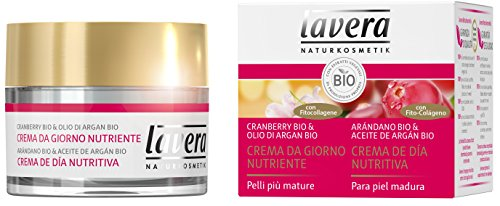Lavera Lavera organic cranberry and argan oil regenerating day cream, 1.6oz, 1.6 Ounce