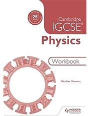 CAMBRIDGE IGCSE PHYSICS WORKBK