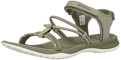 - Merrell Women's Sunstone Strap Vertiver 9 M US
