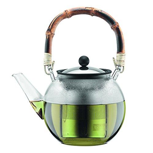 Bodum Assam Tea Press, 34-Ounce, Bamboo from Bodum