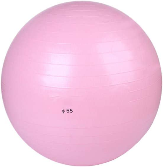 ZZKJNIU Ejercicio Ball 65 Cm Anti-Burst Antideslizante Yoga Bola ...
