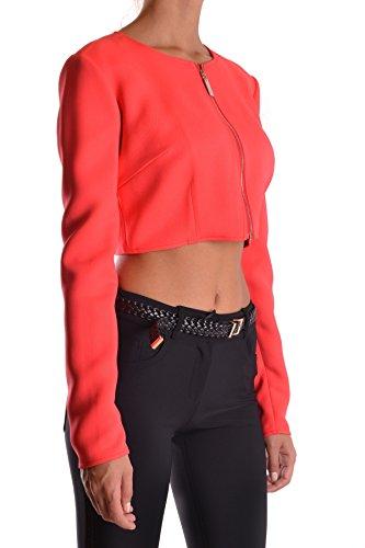 Chaqueta MCBI113004O Franchi Elisabetta Viscosa Rojo Mujer wZqWzUSXv