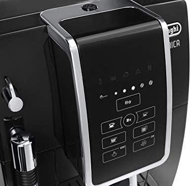 Delonghi - feb3515b - Robot café 15 bars noir/inox dinamica