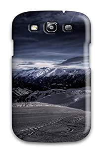 5598242K41818900 Shock-dirt Proof Beautiful Lovely Scenery Case Cover For Galaxy S3