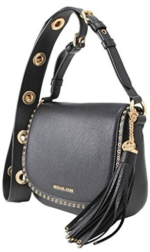 michael kors saddle bag