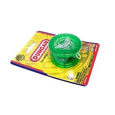 Duncan Butterfly Green  Yo Yo: Toys & Games